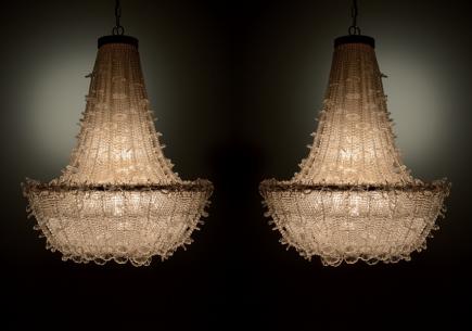 WŁOSKIE LAMPY: BAGA - MARGHERITA